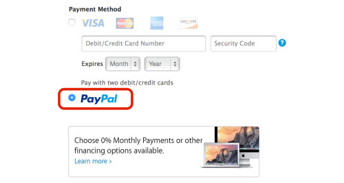 paypal apple online store_001