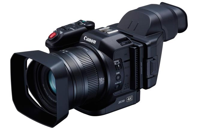 Canon XC10 ts1