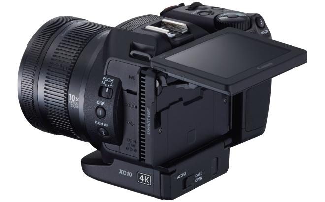 Canon XC10 ts2