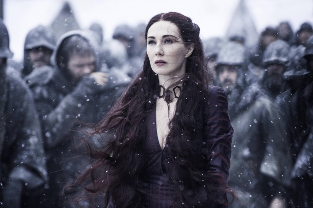 Carice van Houte: «O Jon Snow δεν μπορεί να έχει πεθαίνει»