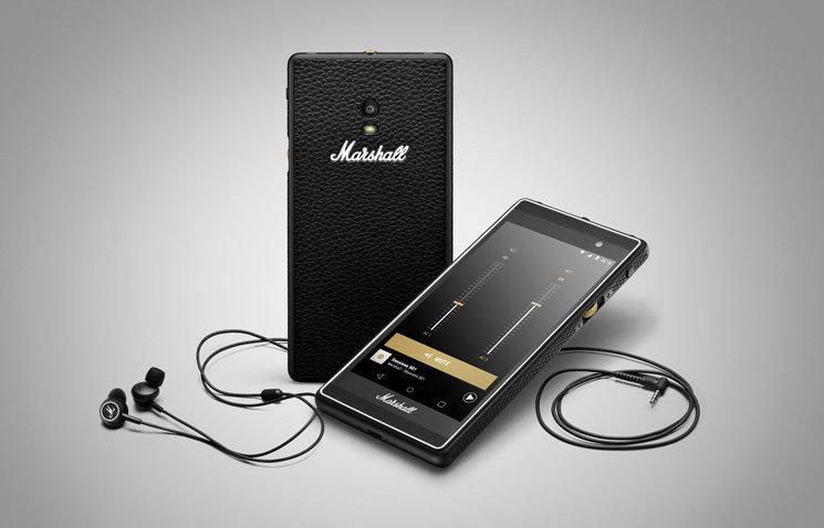 Marsall smartphone ts0