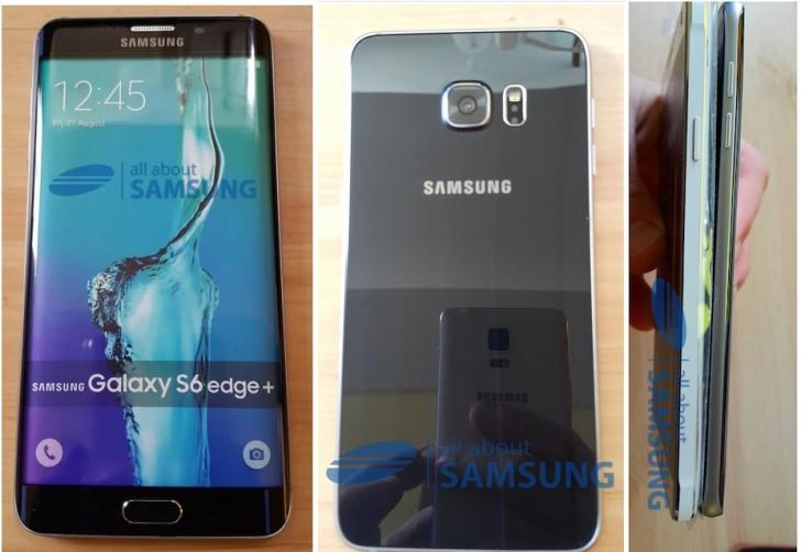 Samsung Galaxy S6 edge plus ts2