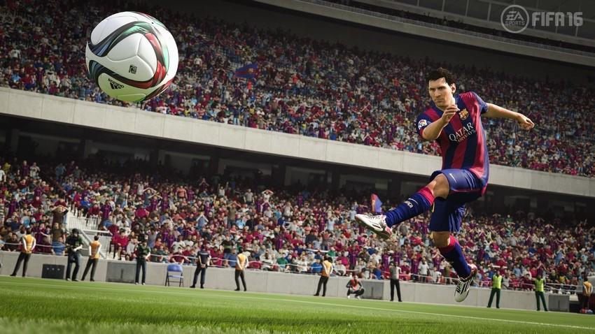 Ανακοινώθηκαν οι απαιτήσεις συστήματος υπολογιστή για το FIFA 16!