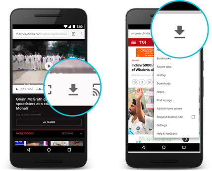 google-chrome-android-downloads