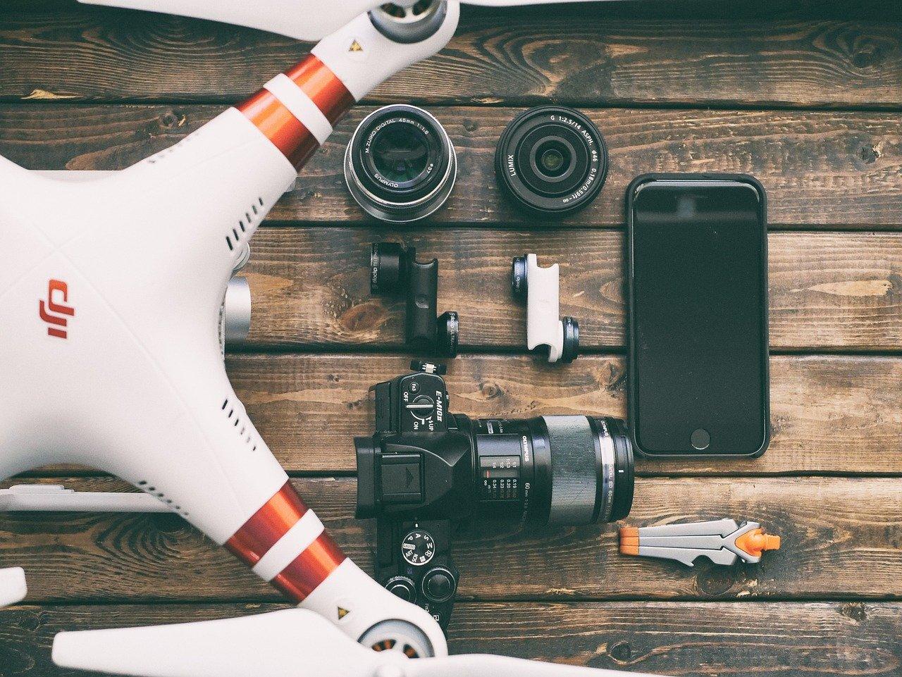 Πώς να χρησιμοποιήσεις σωστά ένα drone για φωτογράφιση