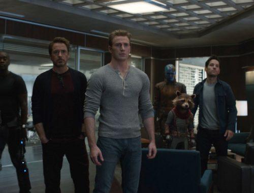 Marvel επιστροφή του Tony Stark